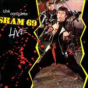 Click here for more info about 'Sham 69 - The Complete Sham 69 Live'