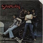 Shanghai (Micky Green) Shanghai UK vinyl LP