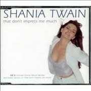 Click here for more info about 'Shania Twain - Collection Of 4 x CD Singles & 2 x 2-CD Singles Set'