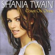 Click here for more info about 'Shania Twain - Come On Over'