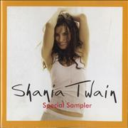 Click here for more info about 'Shania Twain - Special Sampler'
