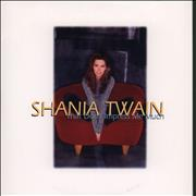 Shania Twain That Don't Impress Me Much Mexico CD single Promo