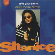 Click here for more info about 'Shanice - I Love Your Smile - Driza Bone Remix'