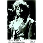 Click here for more info about 'Shanice Wilson - Live At A&M Soundstage'