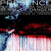Click here for more info about 'Shara Nelson - Sense Of Danger'