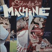 Click here for more info about 'Sharky's Machine - A Little Chin Music'