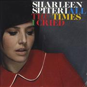 Sharleen Spiteri All The Times I Cried UK CD single Promo