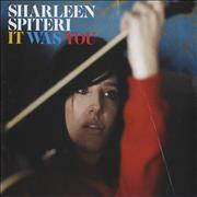 Sharleen Spiteri It Was You UK CD single Promo