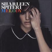 Sharleen Spiteri Melody - includes 11-track promo album UK box set Promo