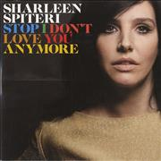 Sharleen Spiteri Stop I Don't Love You Anymore UK CD single Promo