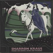 Click here for more info about 'Sharron Kraus - Friends And Enemies; Lovers And Strangers + Booklet & Download'