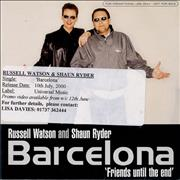 Click here for more info about 'Shaun Ryder - Barcelona 'Friends Until The End''