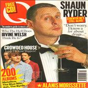 Click here for more info about 'Shaun Ryder - Q Magazine'