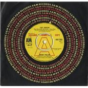 "Shawn Phillips Lost Horizons UK 7"" vinyl Promo"