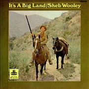 Click here for more info about 'Sheb Wooley - It's A Big Land'