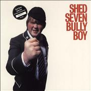 Click here for more info about 'Shed Seven - Bully Boy - Orange Vinyl + Numbered'