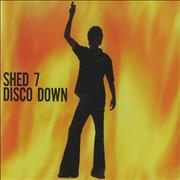 Click here for more info about 'Shed Seven - Disco Down - CD1'