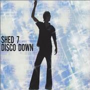 Click here for more info about 'Shed Seven - Disco Down'
