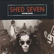 Click here for more info about 'Shed Seven - Getting Better'