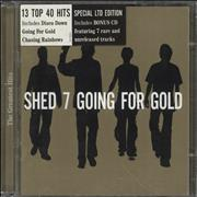 Click here for more info about 'Shed Seven - Going For Gold'