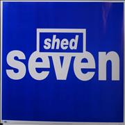 Click here for more info about 'Shed Seven'