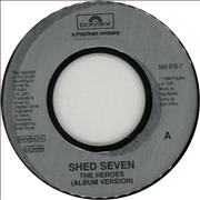 Click here for more info about 'Shed Seven - The Heroes - Jukebox'