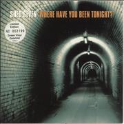 Click here for more info about 'Shed Seven - Where Have You Been Tonight? - Green Vinyl + Numbered'