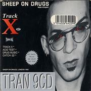 Click here for more info about 'Sheep On Drugs - Track X E.P.'