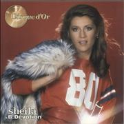 Click here for more info about 'Sheila & B Devotion - Disque D'or - Gold Vinyl - Sealed'