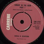 Click here for more info about 'Sheila & B Devotion - Singin' In The Rain'