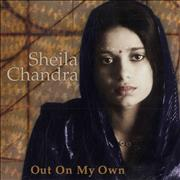 Click here for more info about 'Sheila Chandra - Out On My Own'