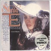 Click here for more info about 'Sheila E - A Love Bizarre - Stickered sleeve'