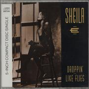 Click here for more info about 'Sheila E - Droppin Like Flies'