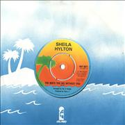 Click here for more info about 'Sheila Hylton - The Bed's Too Big Without You'