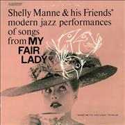 Click here for more info about 'Shelly Manne - My Fair Lady - Yellow Label'