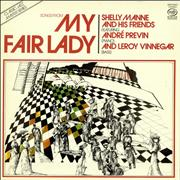 Click here for more info about 'Shelly Manne - Songs From My Fair Lady'