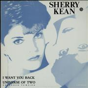 Click here for more info about 'Sherry Kean - I Want You Back'