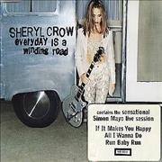 Click here for more info about 'Sheryl Crow - Everday Is A Winding Road'