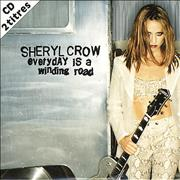 Click here for more info about 'Sheryl Crow - Everyday Is A Winding Road - 2-track'