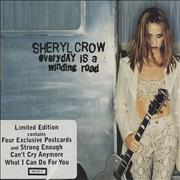 Click here for more info about 'Sheryl Crow - Everyday Is A Winding Road'
