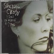 Click here for more info about 'Sheryl Crow - Hard To Make A Stand'
