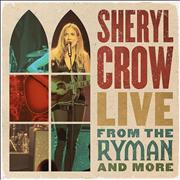Click here for more info about 'Sheryl Crow - Live From Ryman And More - Sealed'