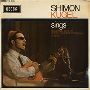 Click here for more info about 'Shimon Kugel - Sings'