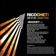 Click here for more info about 'Shiny Toy Guns - Ricochet!'
