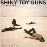 Click here for more info about 'Shiny Toy Guns - We Are Pilots - 5 Track Sampler'