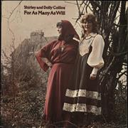Click here for more info about 'Shirley & Dolly Collins - For As Many As Will - Autographed'