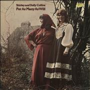 Click here for more info about 'Shirley & Dolly Collins - For As Many As Will'