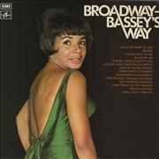 Click here for more info about 'Shirley Bassey - Broadway - Bassey's Way'