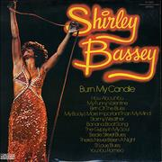 Click here for more info about 'Shirley Bassey - Burn My Candle'