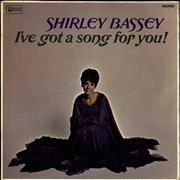 Click here for more info about 'Shirley Bassey - I've Got A Song For You'
